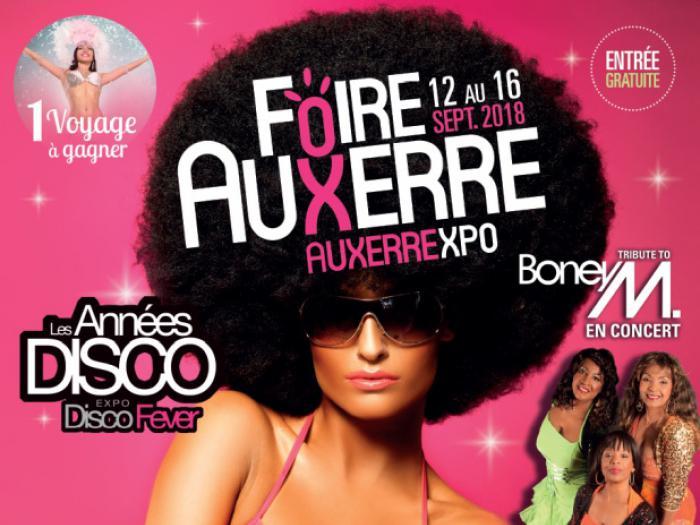 Foire Auxerre septembre 2018