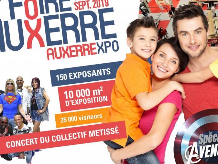 Foire d'Auxerre du 11 au 15 septembre 2019