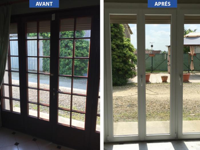 De nouvelles fenêtres, de nouvelles portes