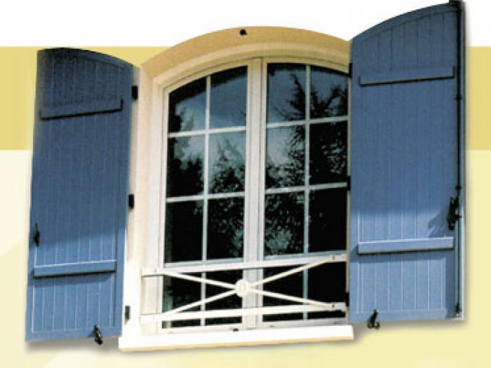 fenêtres - volets à Sens